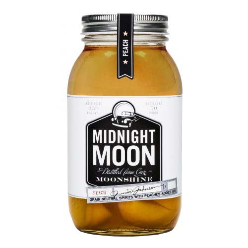 Midnight Moon Peach Moonshine