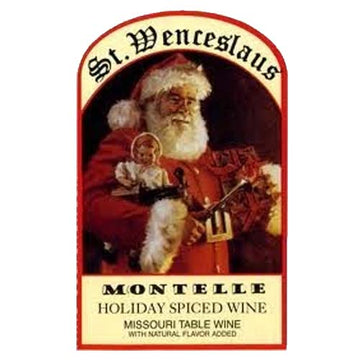 Montelle St. Wenceslaus Holiday Spiced Wine
