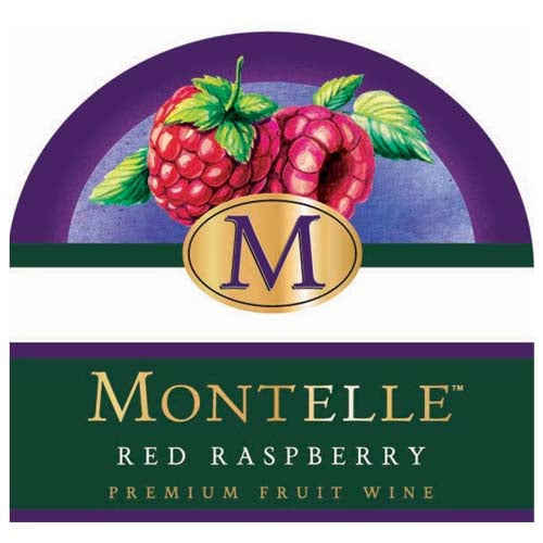 Montelle Winery Red Raspberry Wine