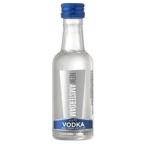 New Amsterdam Vodka 50ml - 10pk