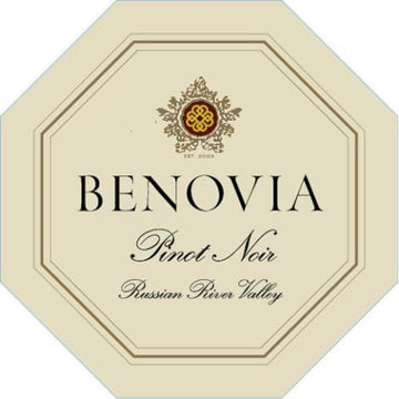Benovia Pinot Noir 2017 Russian River Valley