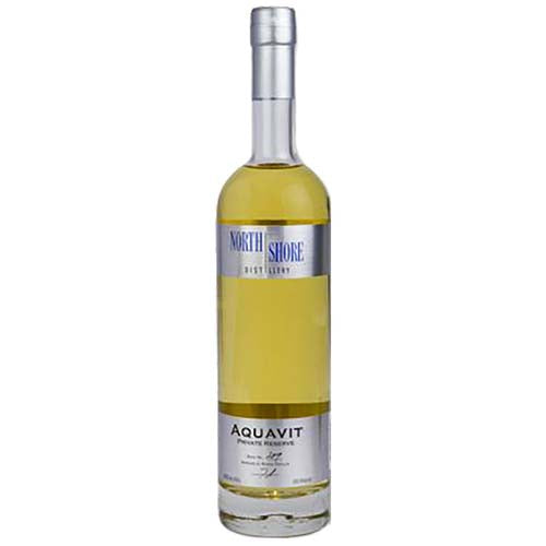 North Shore Distillery Aquavit Private Reserve