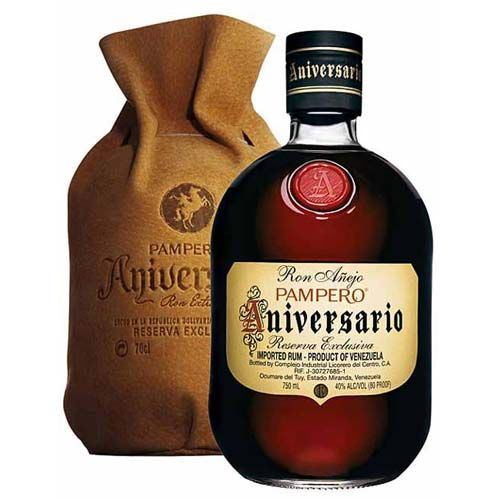 Pampero Aniversario Reserva Exclusiva Ron Extra Anejo