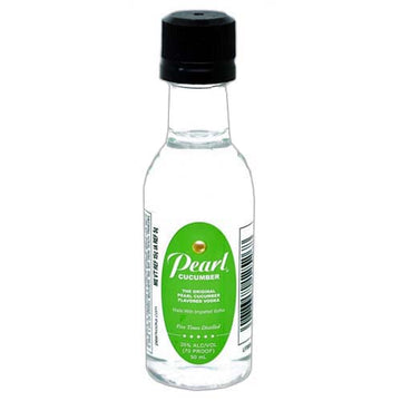 Pearl Cucumber Vodka 50ml - 10pk