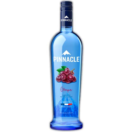 Pinnacle Grape Vodka