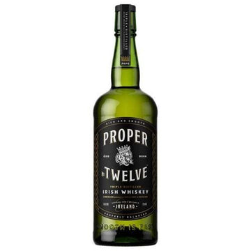 Proper No. 12 Triple Distilled Irish Whiskey