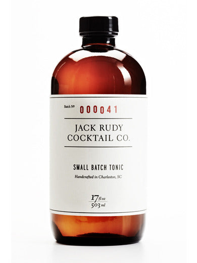 Jack Rudy Cocktail Tonic Syrup 17oz