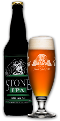 Stone Brewing IPA 6pk 12oz Bottles
