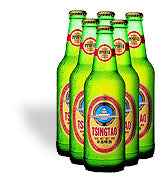 Tsing Tao Beer 6pk 12oz Bottles