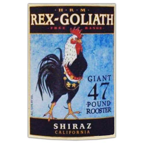 Rex Goliath Shiraz 2007