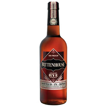 Rittenhouse Rye Whiskey 100 proof
