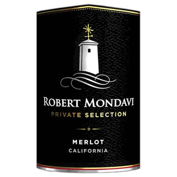 Robert Mondavi Private Selection Merlot 2018