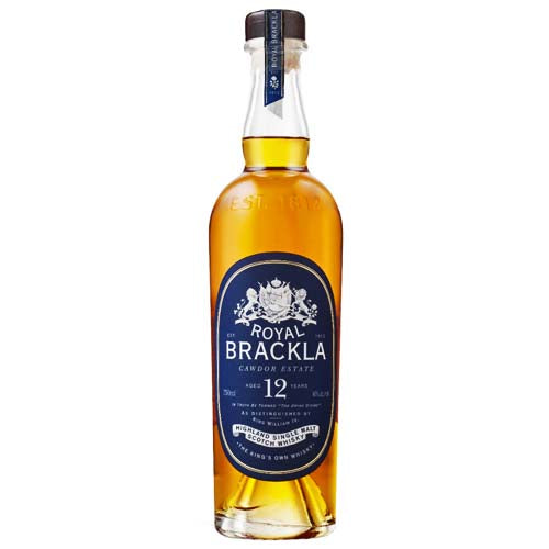 Royal Brackla 12yr Single Malt Scotch Whisky