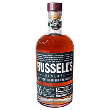 Russells Reserve Single Barrel Rye
