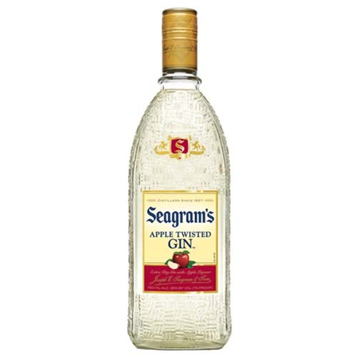 Seagram's Apple Twisted Gin