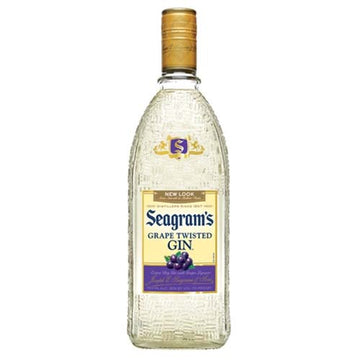 Seagrams Grape Twisted Gin