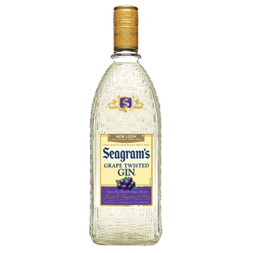 Seagram's Grape Twisted Gin