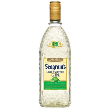 Seagrams Lime Twisted Gin