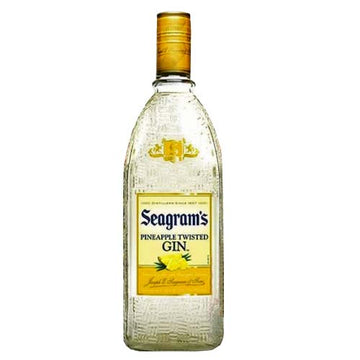 Seagrams Pineapple Twisted Gin