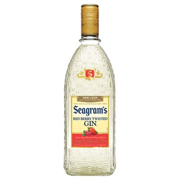 Seagrams Red Berry Twisted Gin