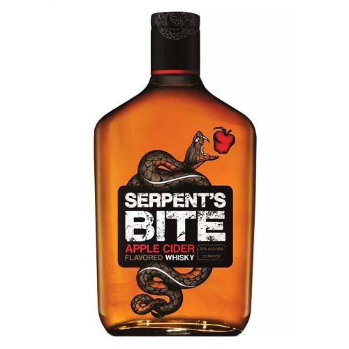 Serpents Bite Apple Cider Whiskey