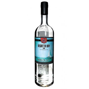 Spirits of St. Louis Regatta Bay Gin