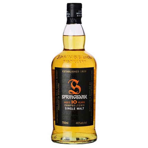 Springbank 10yr Single Malt Scotch