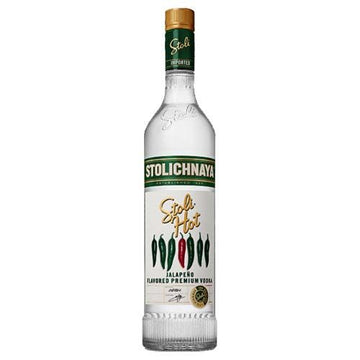 Stoli Hot Jalapeno Vodka
