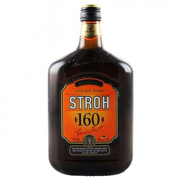 Stroh Original Spiced Rum 160 Proof