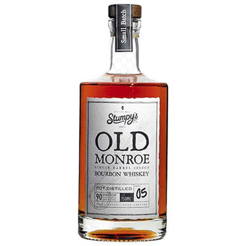 Stumpys Old Monroe Single Barrel Select Bourbon