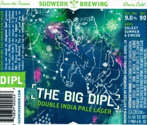 Sudwerk Big Dipl 6pk 12oz Bottle