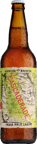 Sudwerk Cascaderade 22oz Bottle