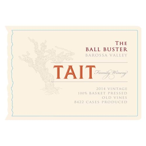 Tait The Ball Buster Shiraz
