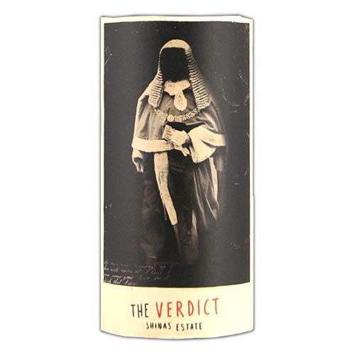 The Verdict Shinas Estate Cabernet Sauvignon 2016