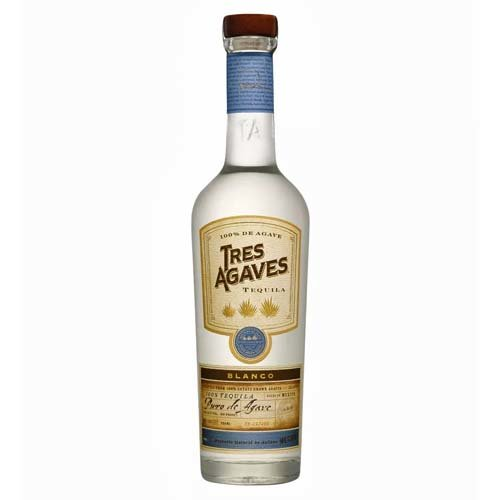 Tres Agaves Silver Tequila