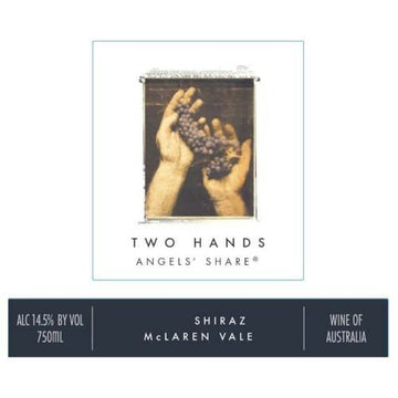 Two Hands Angels Share Shiraz 2017