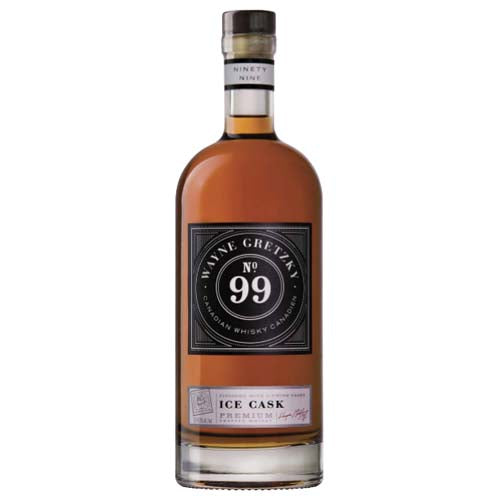 Wayne Gretzky No. 99 Ice Cask Whisky