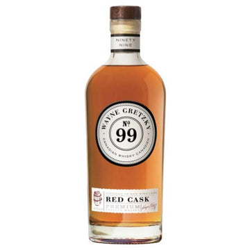 Wayne Gretzky No. 99 Red Cask Whisky