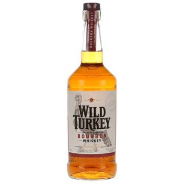 Wild Turkey Bourbon 81 proof