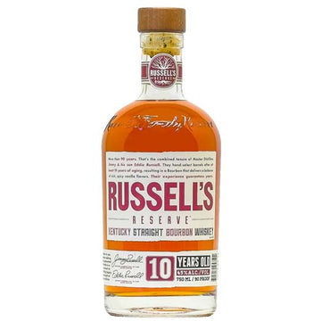 Russells Reserve Bourbon 10yr 90 proof