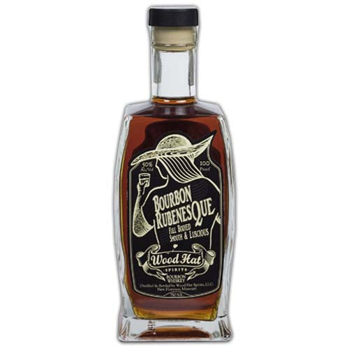 Wood Hat Bourbon Rubenesque