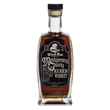 Wood Hat Montgomery County Bourbon Whiskey