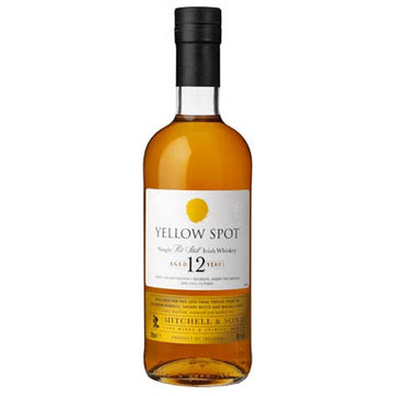 Yellow Spot 12yr Single Pot Still Irish Whiskey