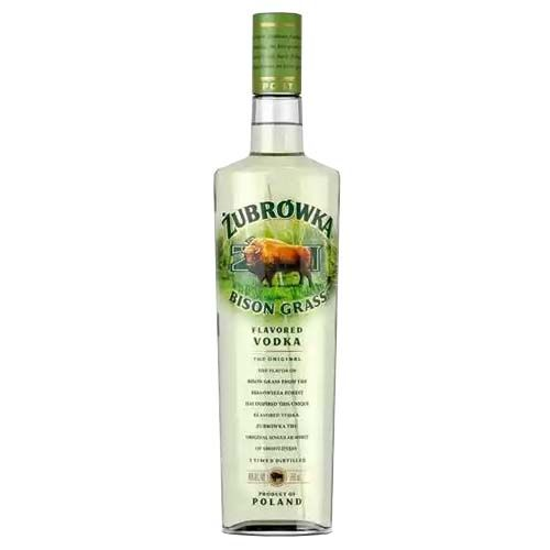 Zubrowka Bison Grass Vodka