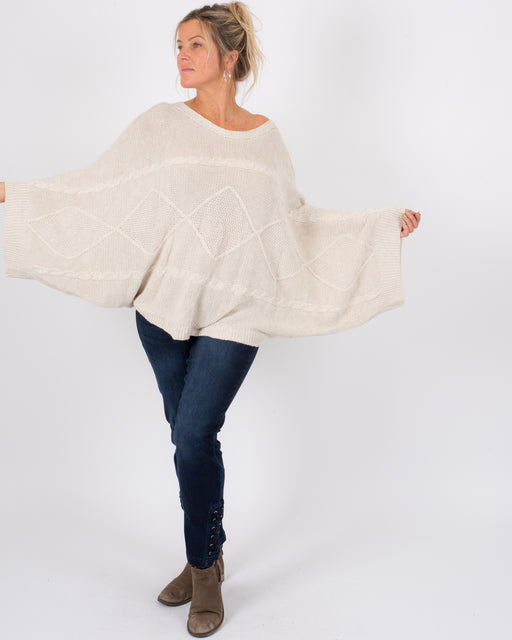 CL BATWING SWEATER