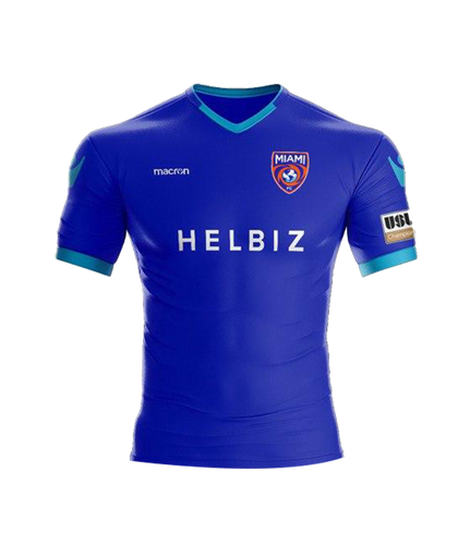 2020 Official Miami FC Away Jersey