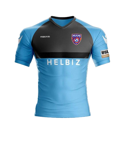 2020 Miami FC Goalkeeper Jersey (Light Blue)