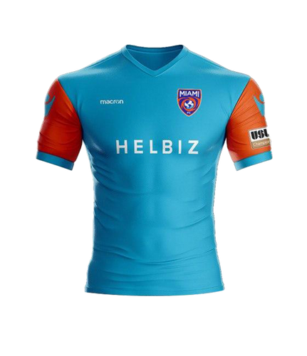 2020 Official Miami FC Home Jersey