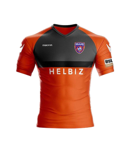 2020 Miami FC Goalkeeper Jersey (Orange)