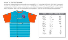 Load image into Gallery viewer, 2020 Miami FC Goalkeeper Jersey (Light Blue)